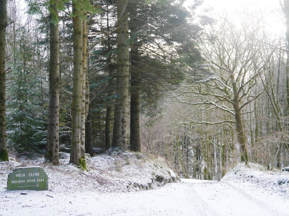Christmas in the lakes, snow in the lake district, High Close Holiday Home ParkLodge,Caravan, Holiday Home, Keswick, Bassenthwaite, Lake District, Caravan, Static Caravan, Holiday Home, Holiday Lodge,